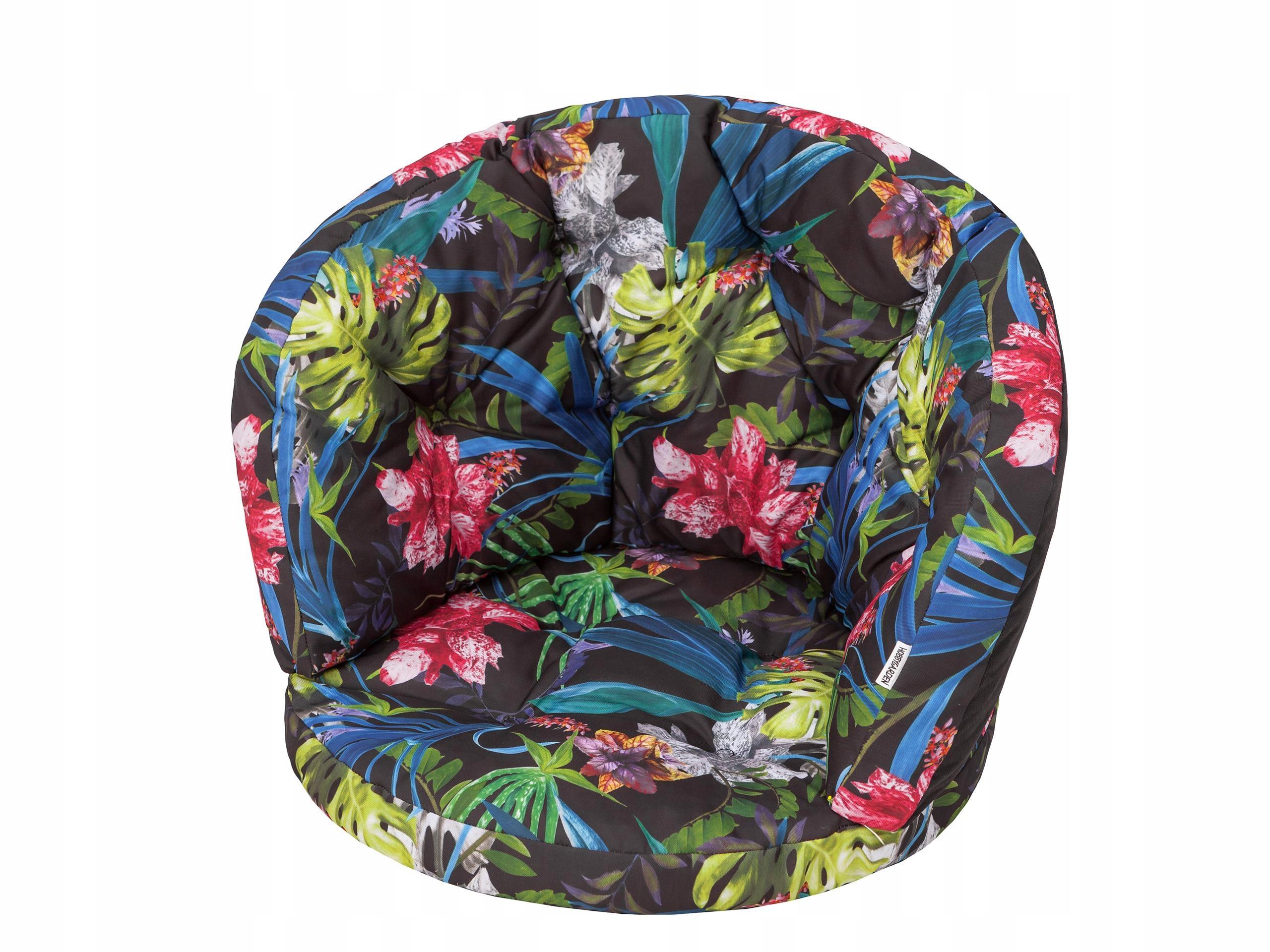 Кресло Подушка Wicker Rattan Chair 50x50