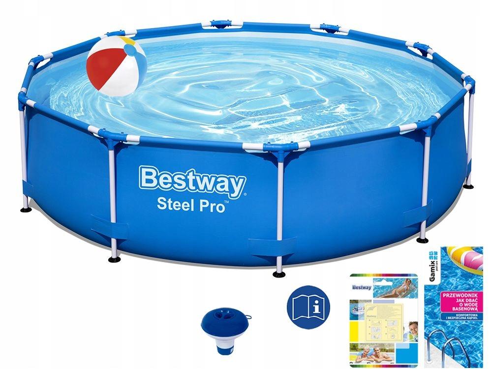 Záhradný bazén Bestway Frame 305x76 56677 6v1