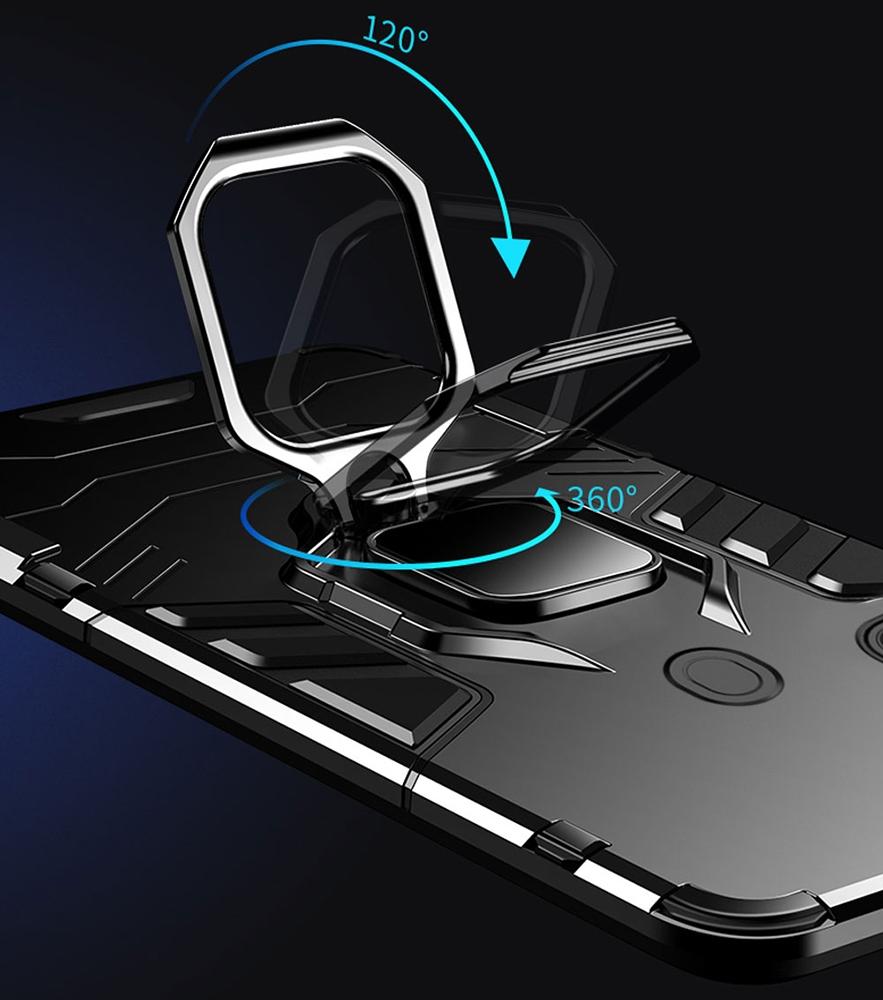 Etui Pancerne Case + Szkło do Samsung Galaxy M21 Przeznaczenie Samsung