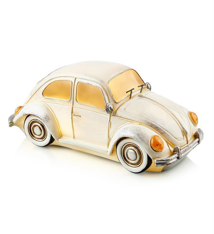 NOSTALGI Retro vinobranie dekorácie Volkswagen