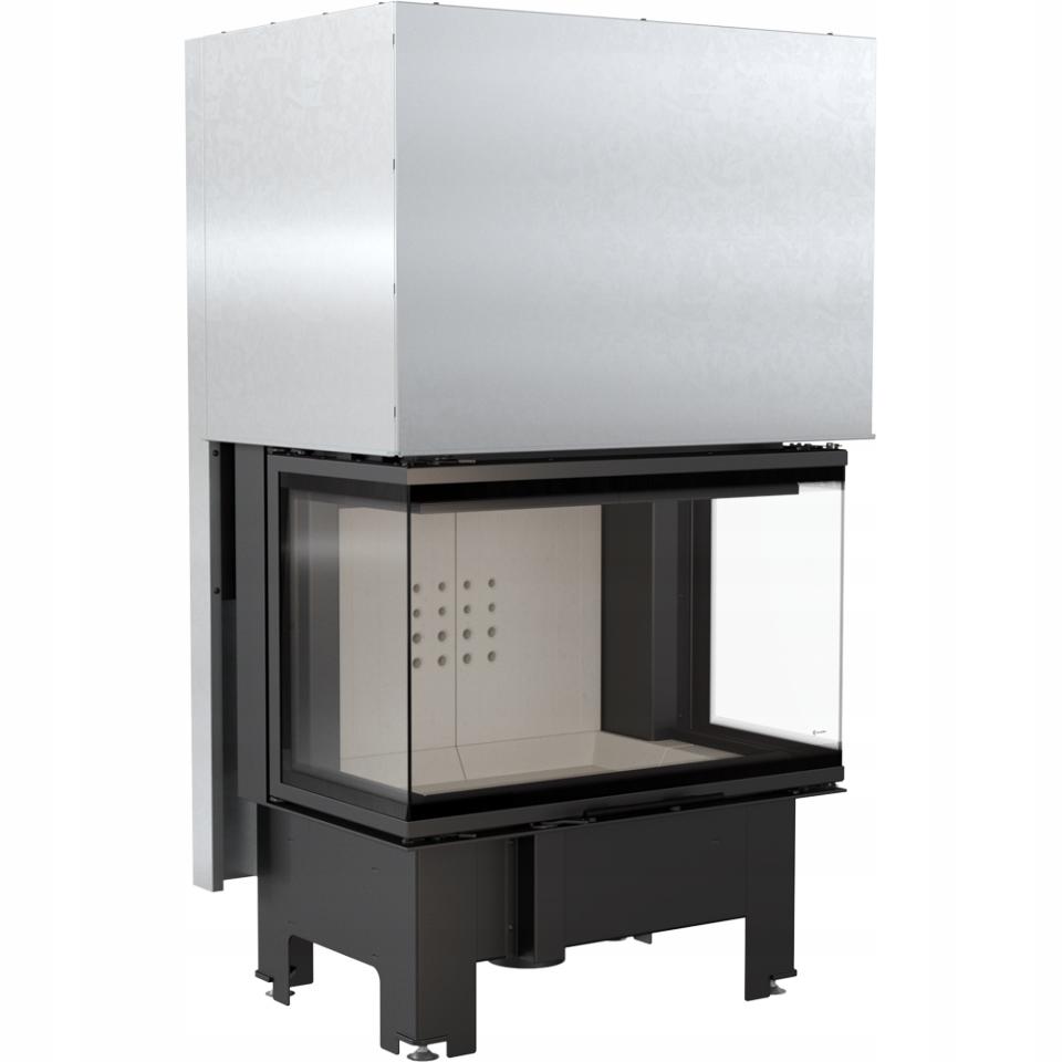 KRBOVÁ KAZETA NBC 800X400 3-SKLENÝ GUILLOTINE 10 kW