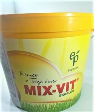 MIX-VIT - EKOPLON - dla kur,kurcząt ,gołębi-4kg