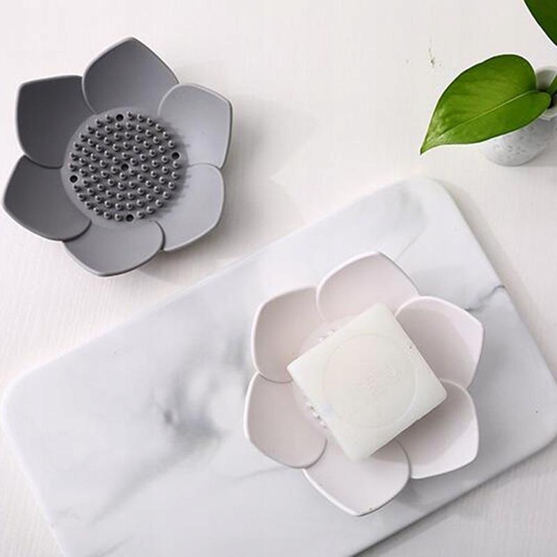Biela 1 ks Mydlovitý kvet Kúpeľňa Sil