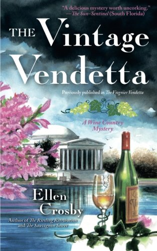Crosby, Ellen - Vinobranie Vendetta: Víno Countr