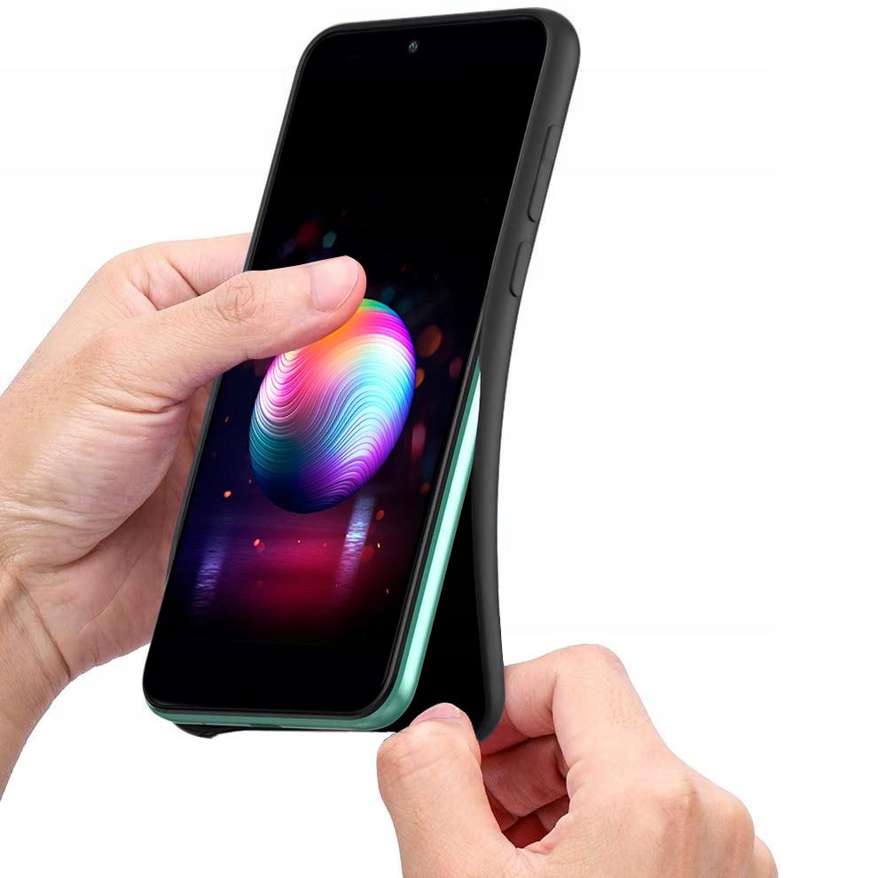 Etui do Xiaomi Redmi 9C Case Silikon + Szkło 9H Producent Kraina GSM
