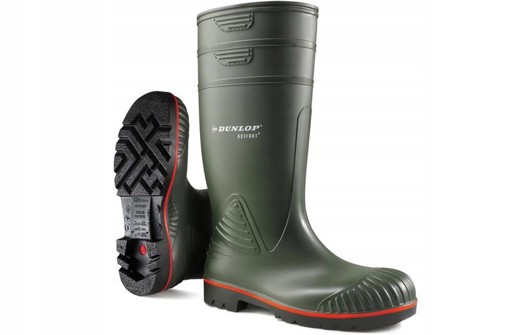 Kalosze męskie buty gumowe Acifort HD S5 Dunlop 47