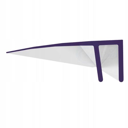 Listové tesnenie pre 200 cm sprchový kút UP-90-6