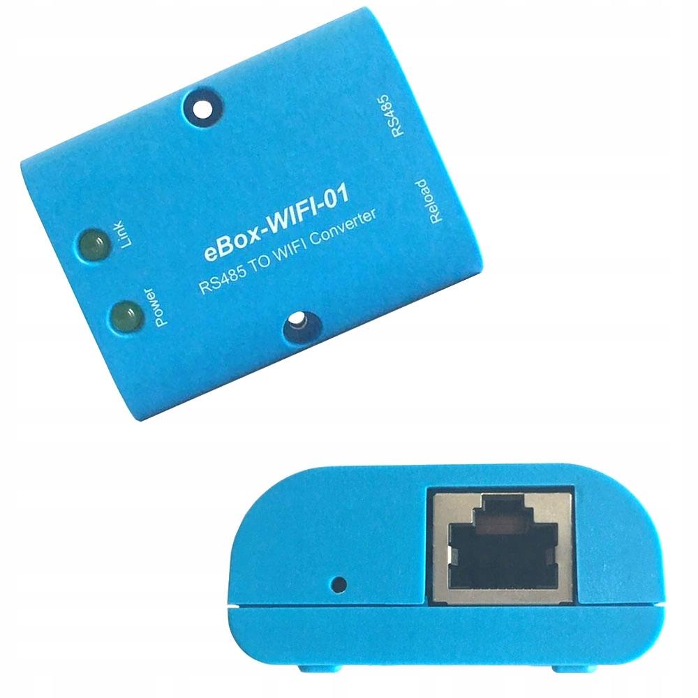 Купить eBox-WIFI-01 КОНТРОЛЛЕР WIFI АНДРОИД ТЕЛЕФОН на Otpravka - цены и фото - доставка из Польши и стран Европы в Украину.