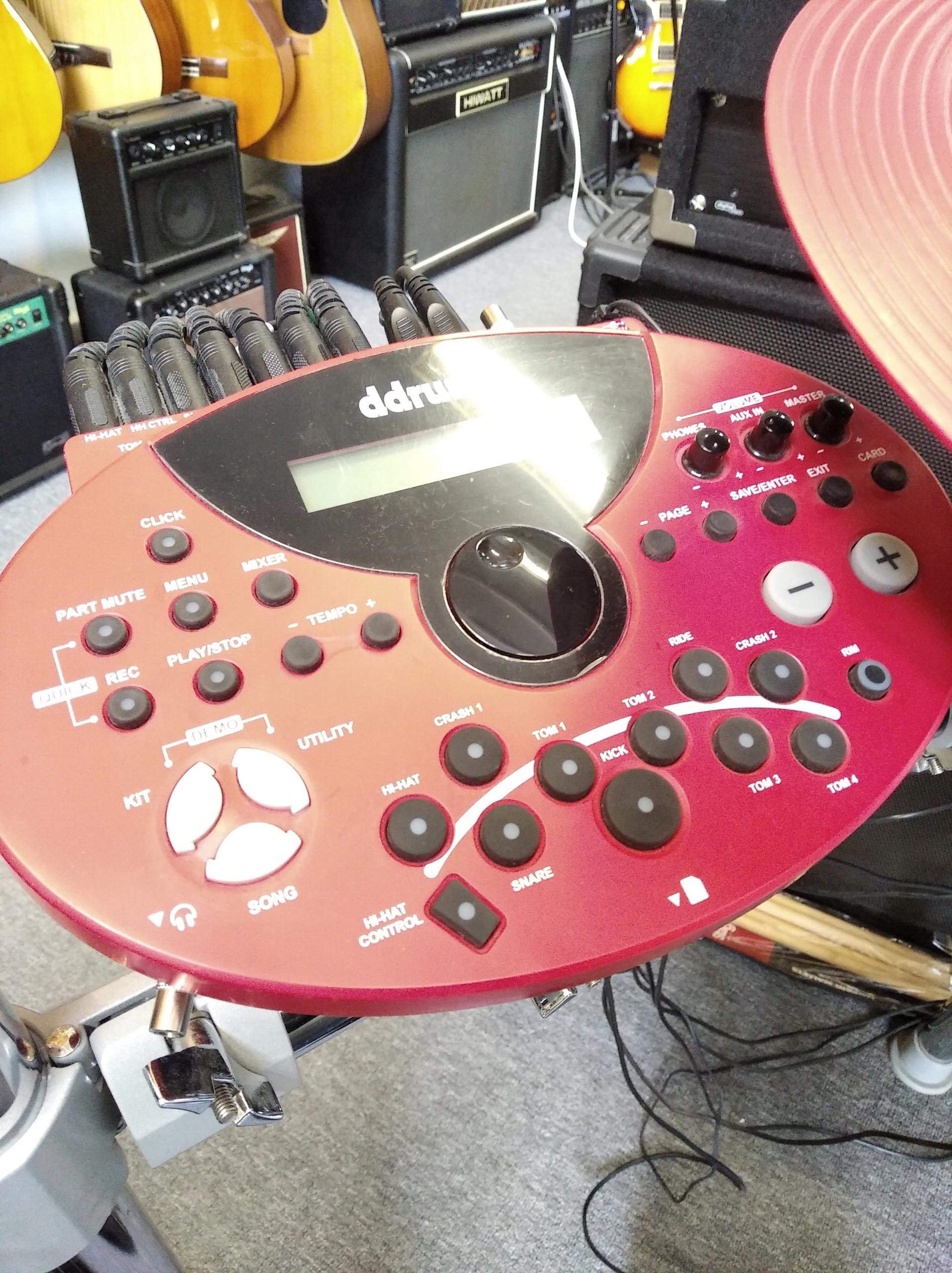 Купить DDrum DD5X электронные барабаны на Otpravka - цены и фото - доставка из Польши и стран Европы в Украину.