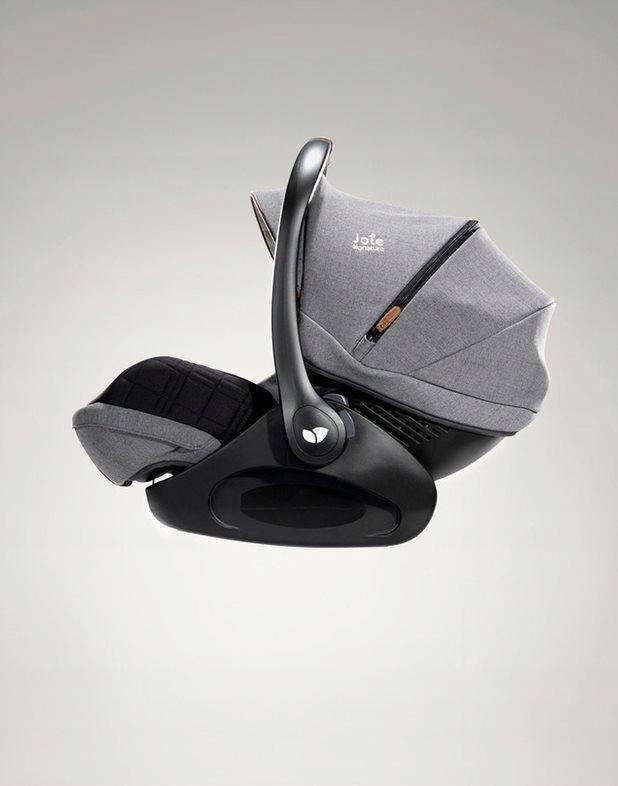 FOTELIK JOIE I-LEVEL SIGNATURE + BAZA ISOFIX Mocowanie fotelika względem kierunku jazdy tyłem do kierunku jazdy