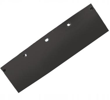 Резиновый нож 735x175x50
