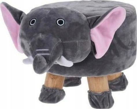 Stołek taboret pufa dziecięca zwierzak Słoń