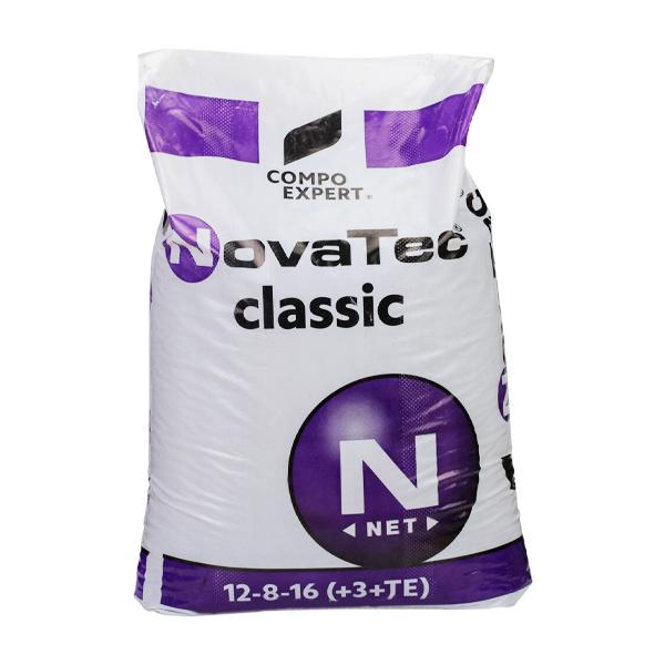 Novatec N Classic 12-8-16, opak. 25KG Compo