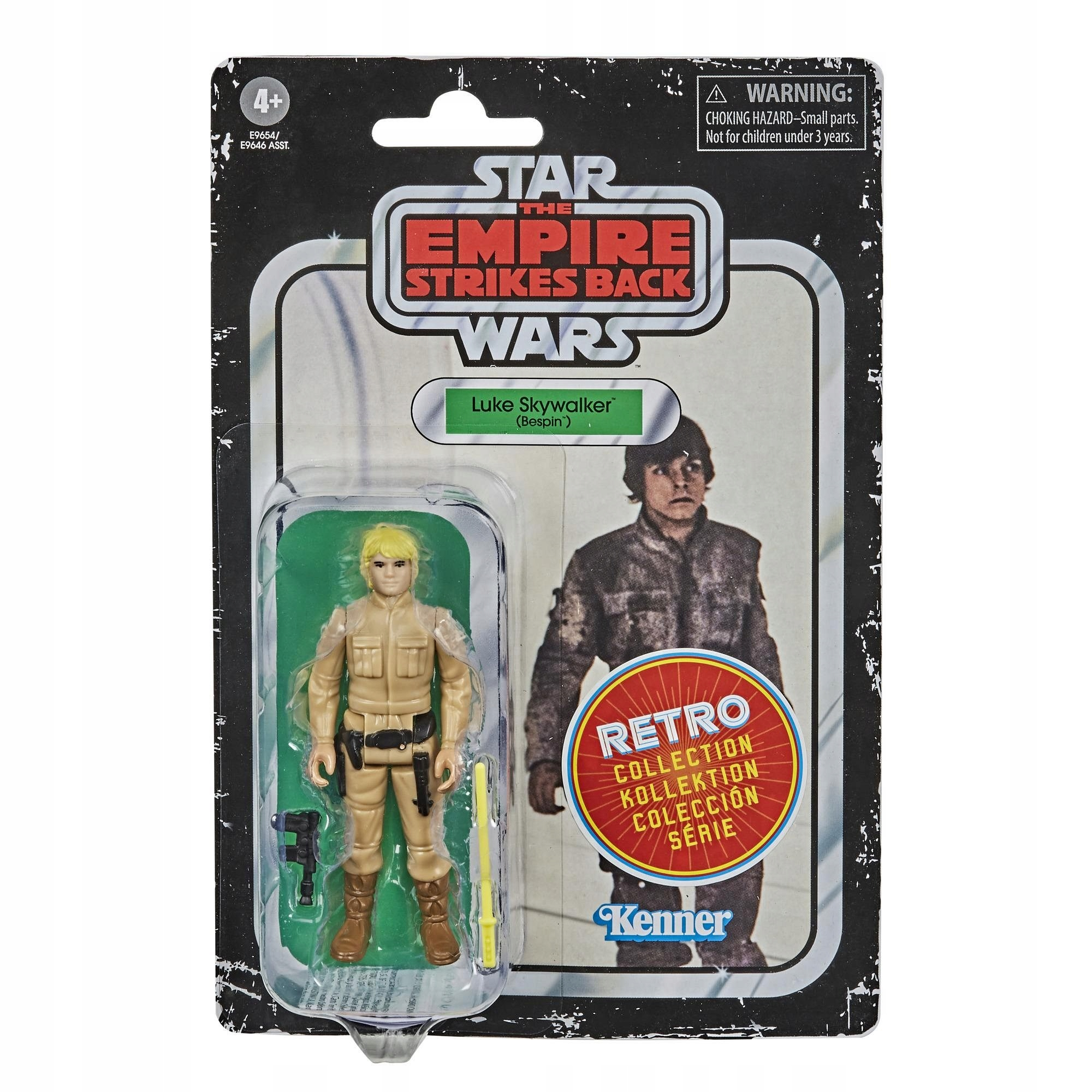 Star Wars Retro LUKE SKYWALKER Hviezdne vojny