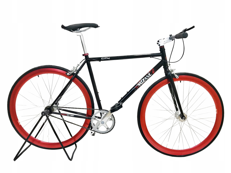 Pevné Singlespeed Bicykel 28 Cyklistické Wolnobieg