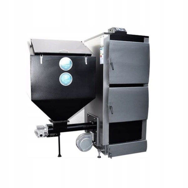 KG ECO 50 kW - pec, priemyselný kotol na ekologické hrachové uhlie