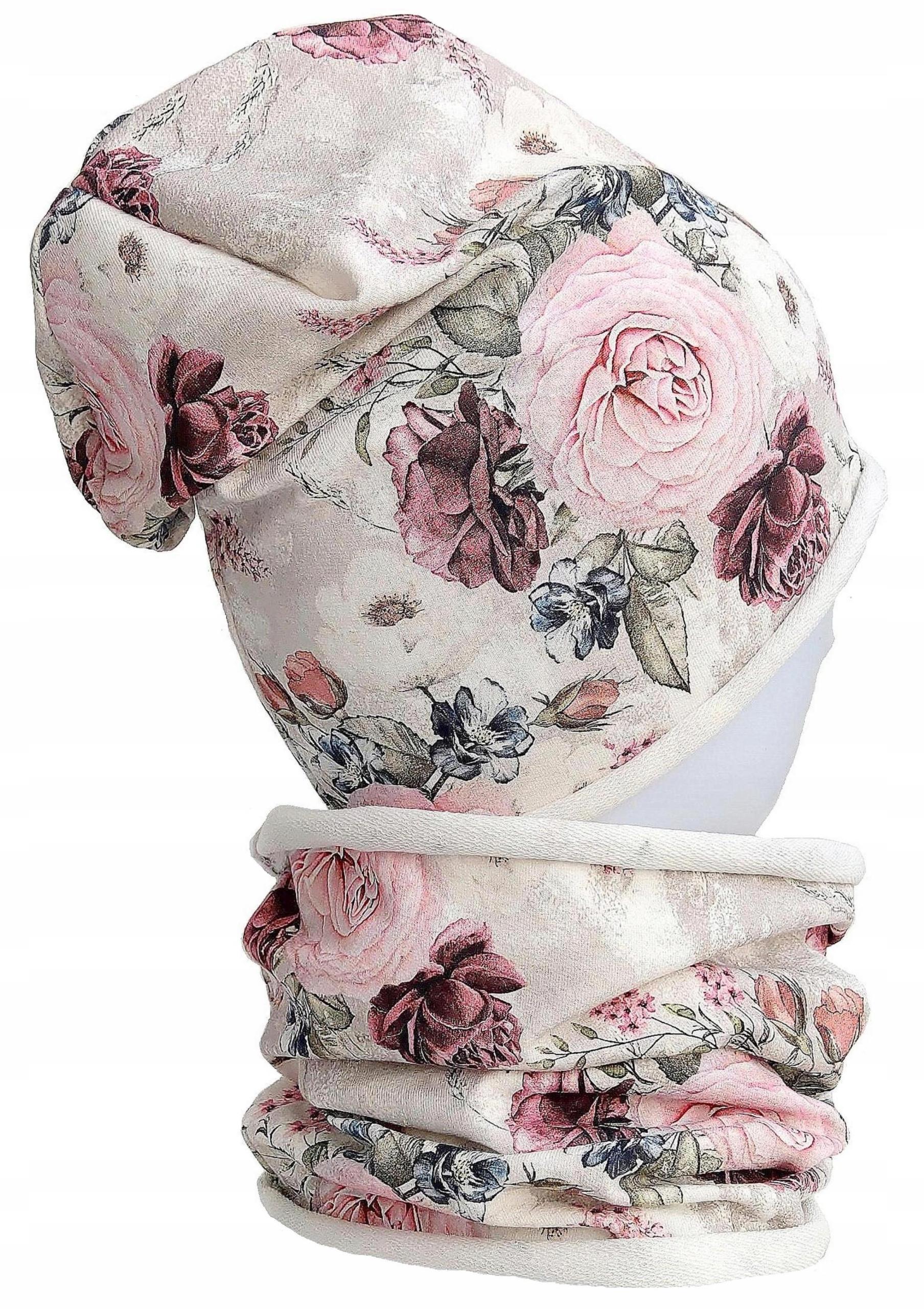 Комплект для утепления шапки и шеи, пружина 48-52