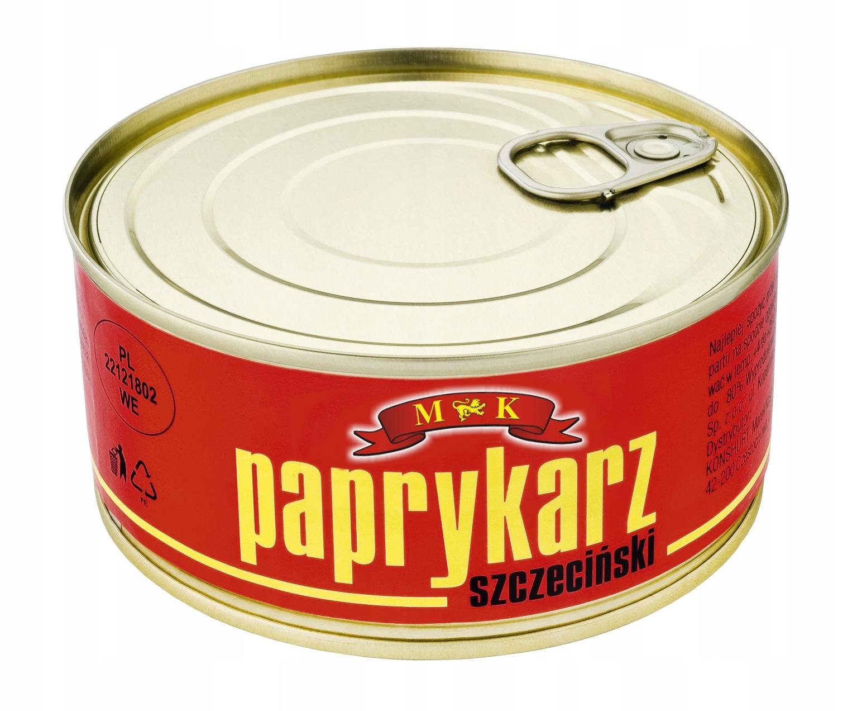 Купить PAPRYKARZ SZCZECINSKI 300G MK CAN на Otpravka - цены и фото - доставка из Польши и стран Европы в Украину.