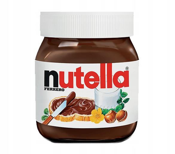 NUTELLA - Смазывающий крем с фундуком