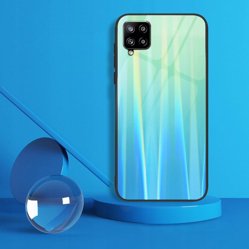 Etui do Samsung Galaxy A42 5G Case Glass +Szkło 9H Kod producenta D146B