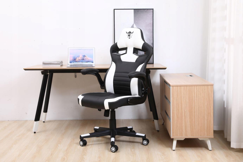 Кресло офисное игровое поворотное для стола Ширина мебели 50 см.