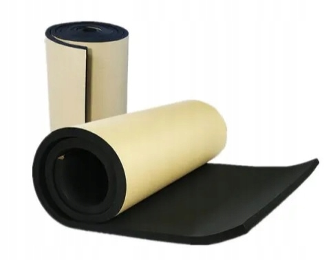 пена акустическая коврик wygŁuszajĄca z клеем 9mm