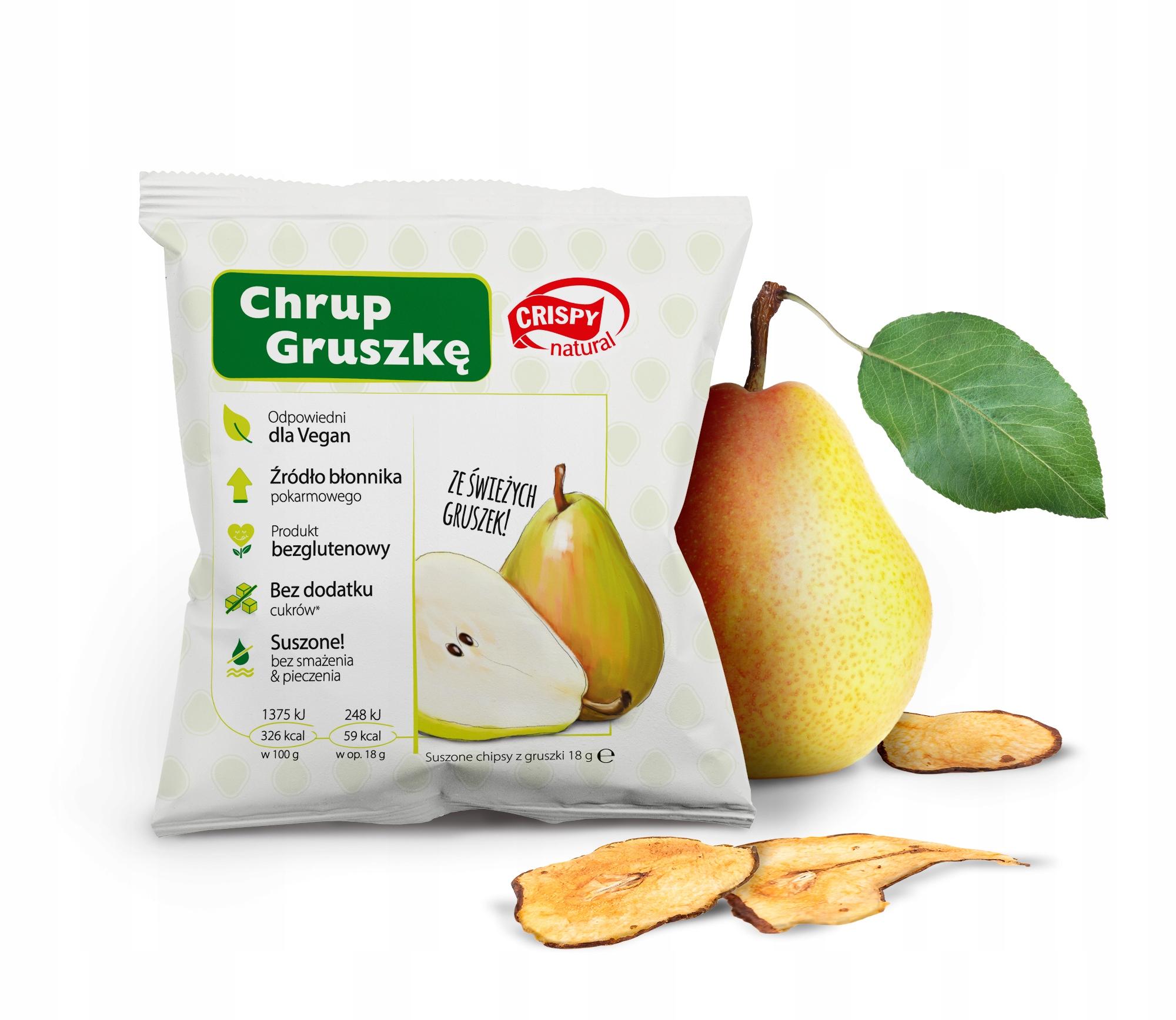 полезные ГРАШНЫЕ ЧИПСЫ сушеные фрукты груша 100%
