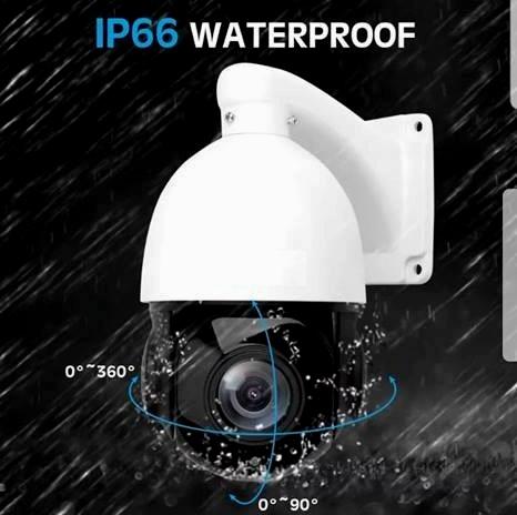 Kamera Obrotowa IP sieciowa 4K 8MPX IR100m 30xZoom Technologia IP
