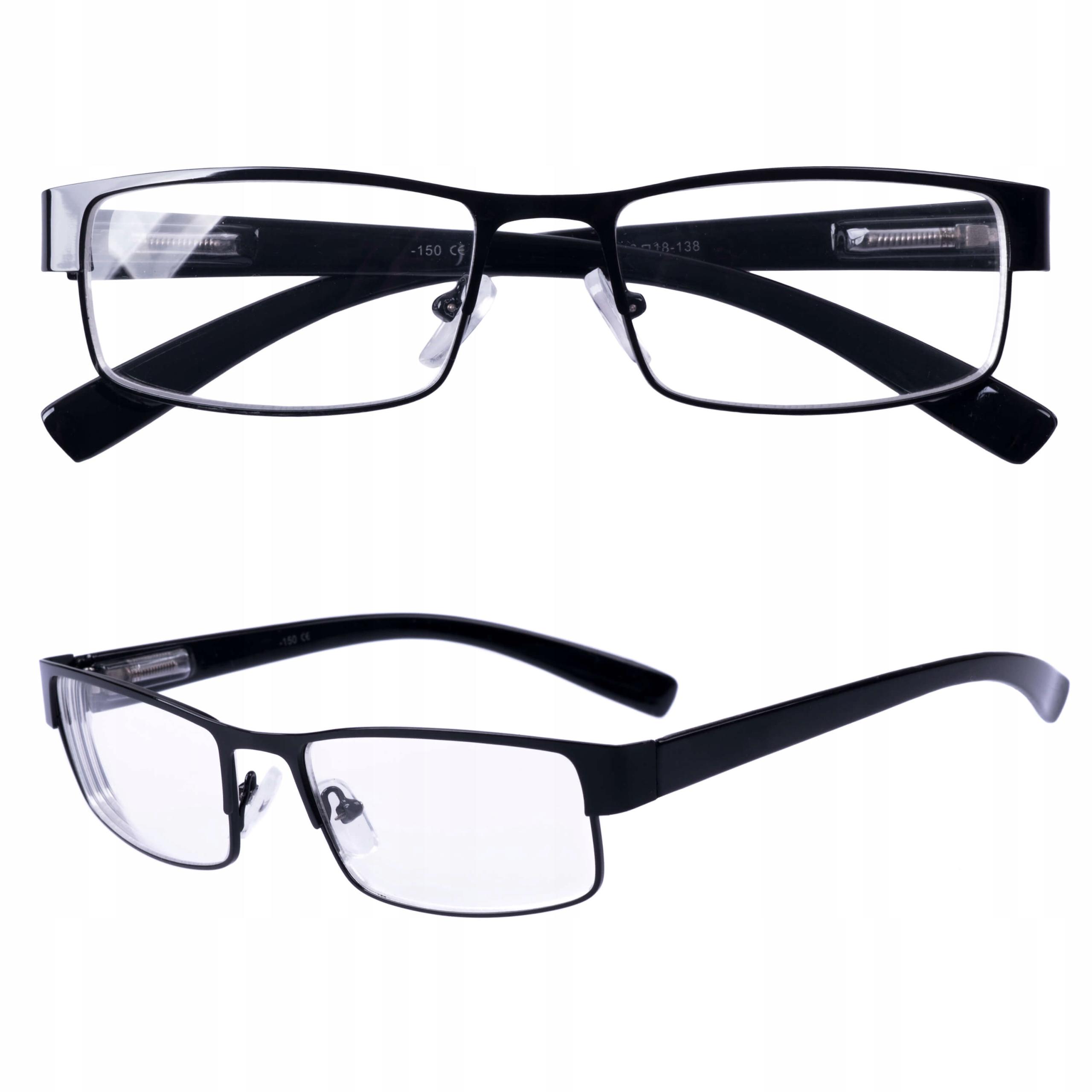 Okulary korekcyjne Flex Czytania Plusy Minusy -1