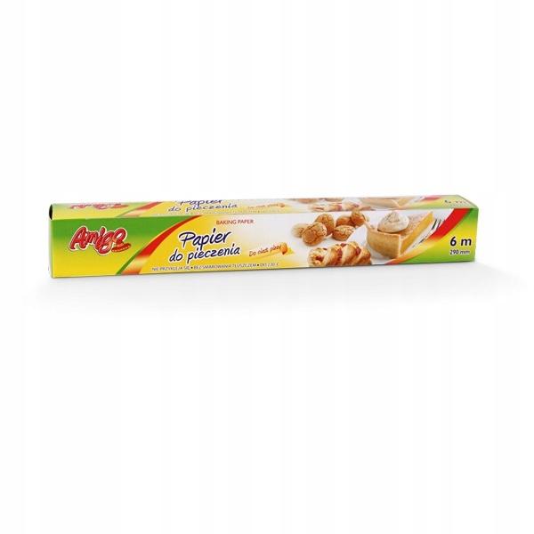 Коробка для выпечки Amigo 6м