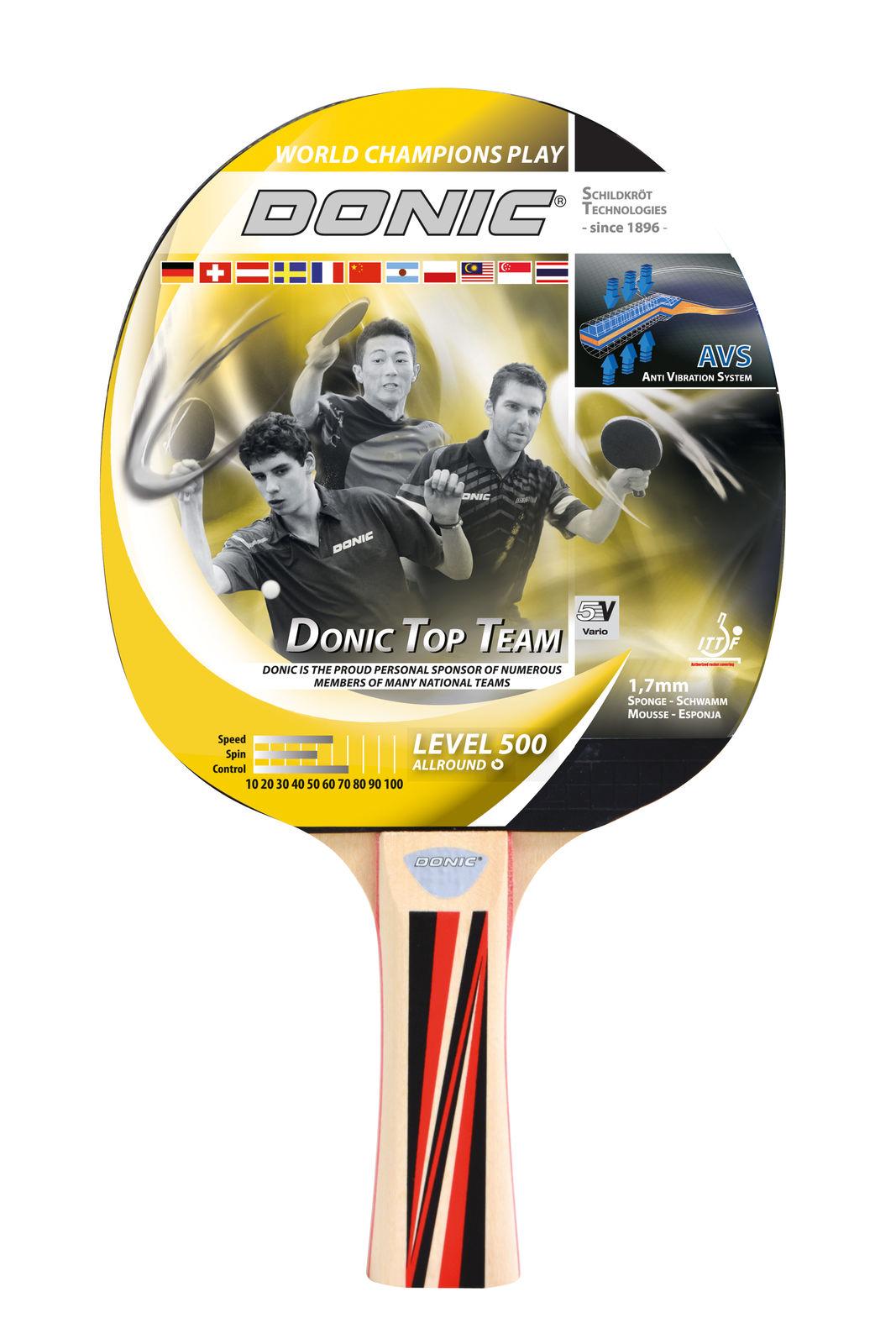 Paletka для Ping-ponga DONIC Top Team 500