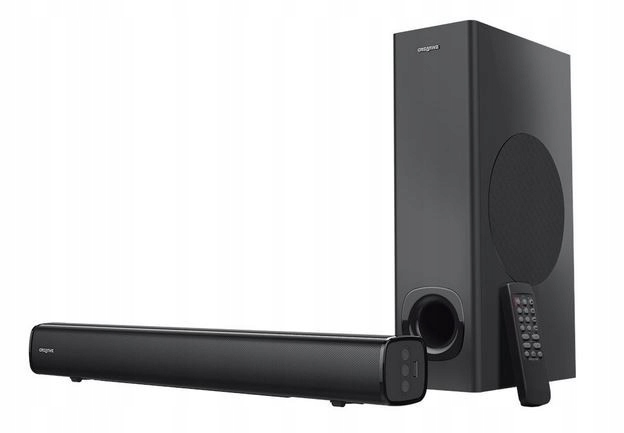 Zestaw multimedialny Creative Soundbar Stage 2.1