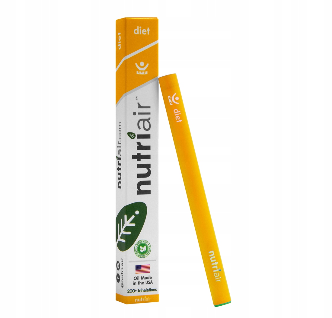 Vape Pen Inhalator nutriair Diet na odchudzanie