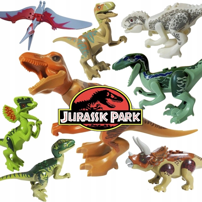 Jurský svet Dinosaury Tyrannosaurus Rex Indominus