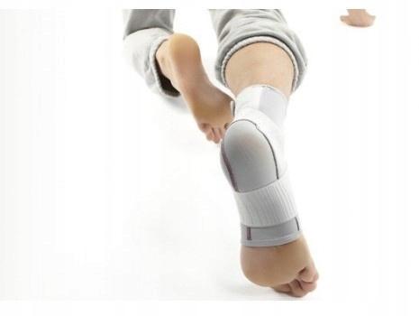 ELASTYCZNA OPASKA STAWU SKOKOWEGO ORTEZA PUSH CARE Rodzaj orteza stawu skokowego i stopy