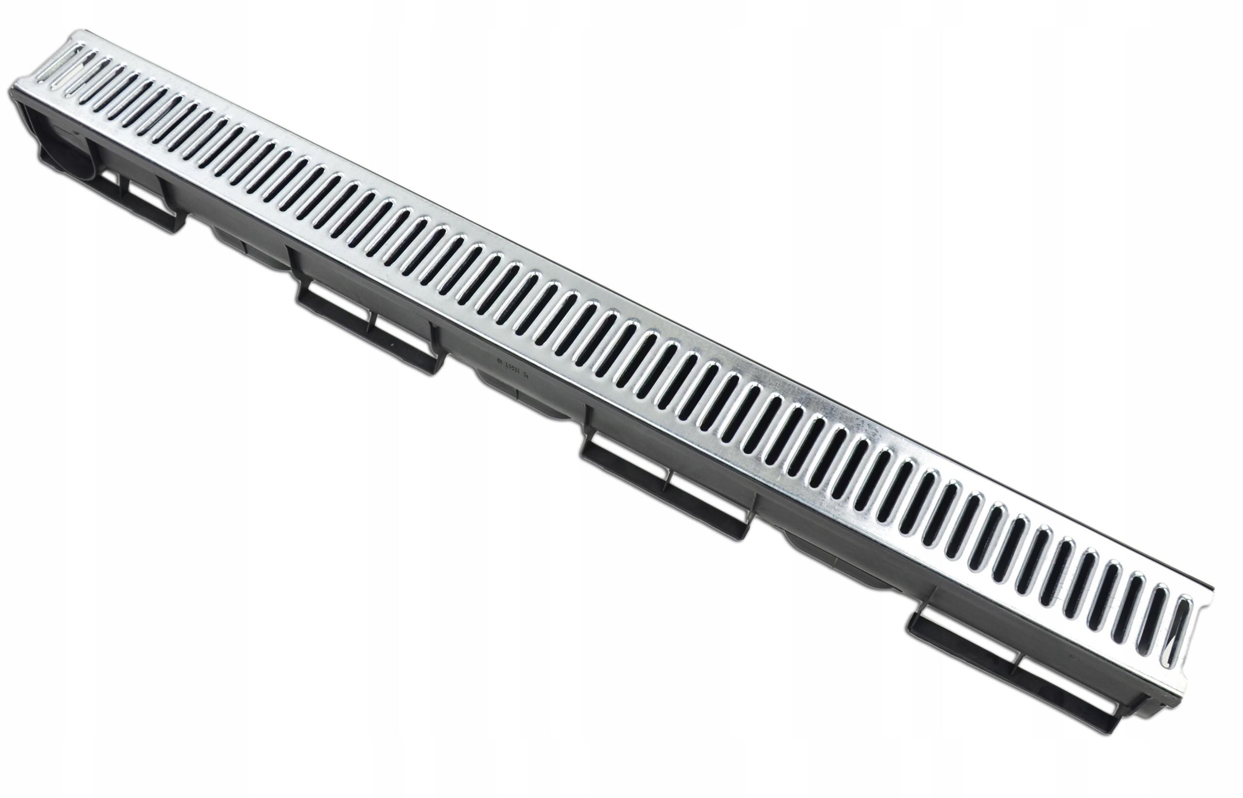 Пластиковый линейный дренаж 90-канальный