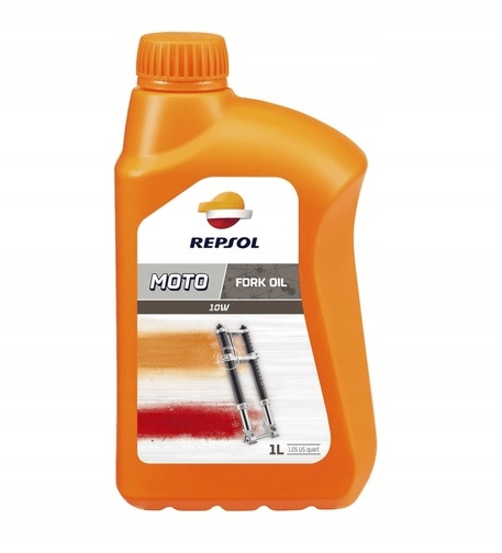 Repsol Fork Oil 10W масло Honda Lag Oil