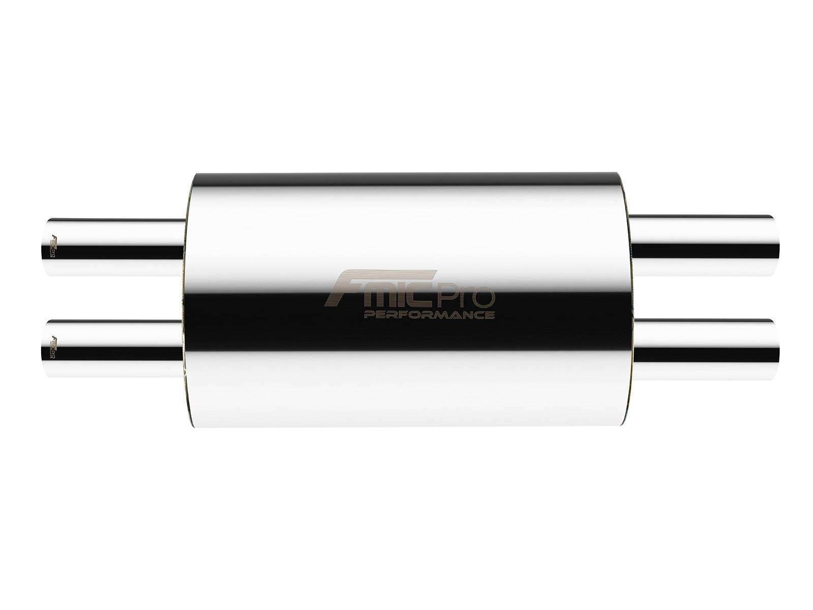 глушитель сквозное овальная fmic pro 425mm 6376mm