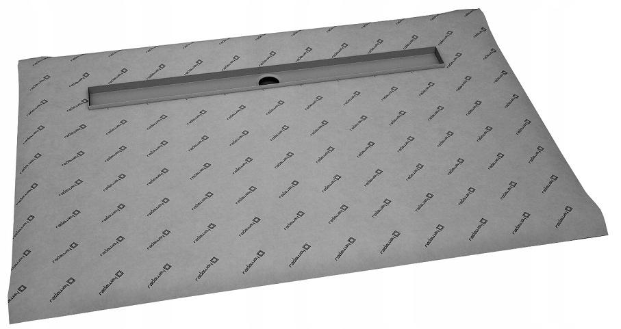 * Sprchová vanička pod dlaždicu lineárny odtok 170x80 8-12 mm