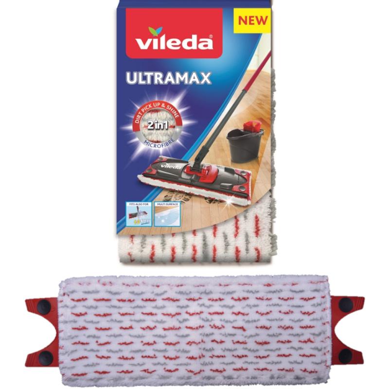 Вклад Швабры Vileda Ultramax Ultramat 2w1Nakładka