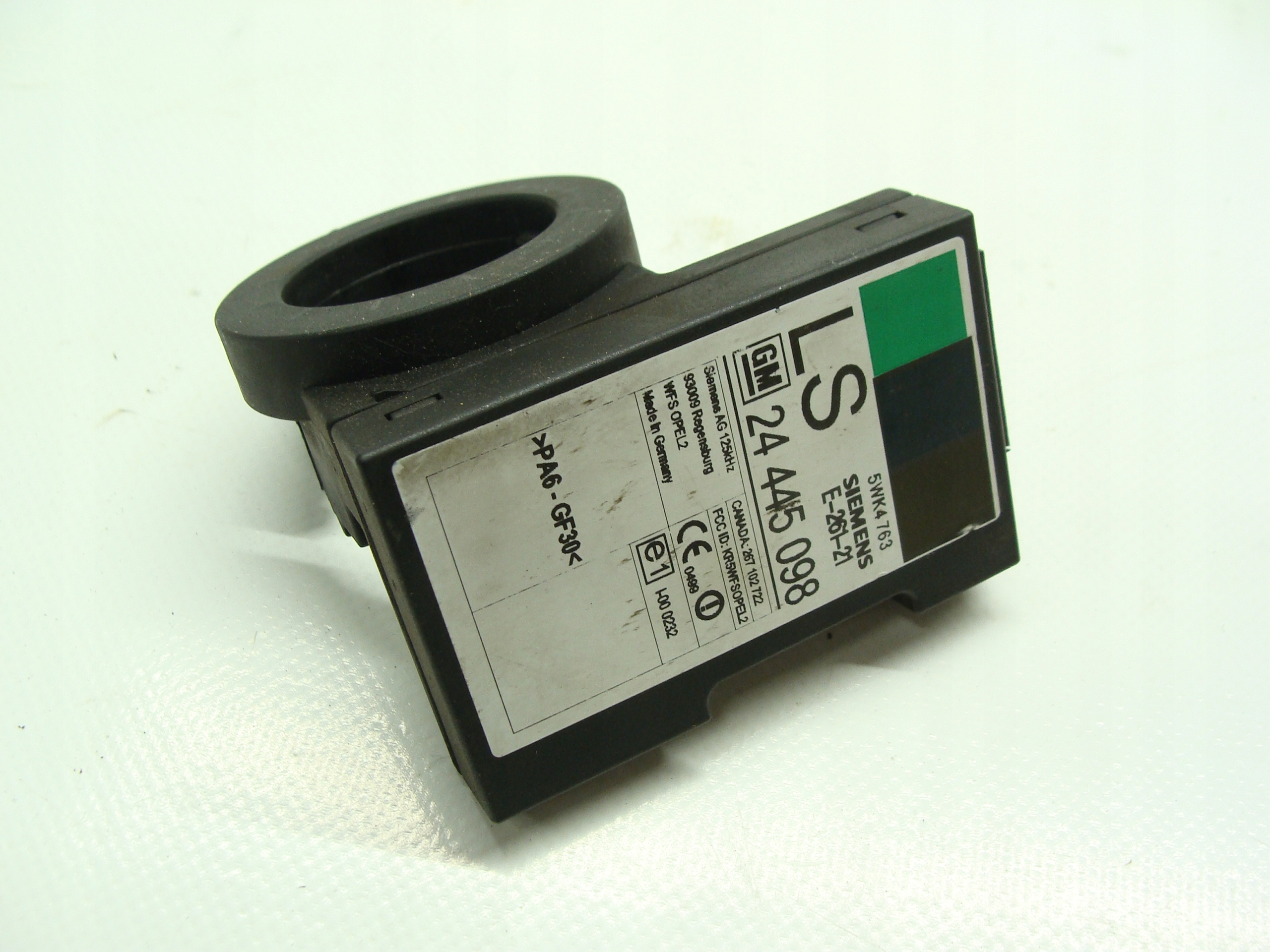 opel astra h модуль петля иммобилайзер 24445098 ls