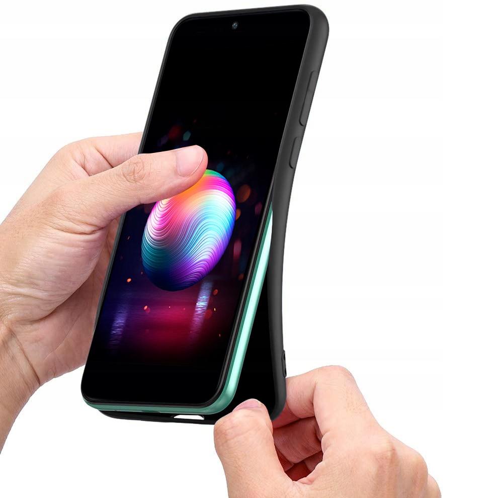 Etui do Samsung Galaxy A32 5G Case Silikon + Szkło Kod producenta M47A