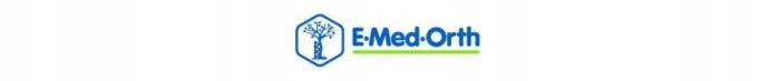 PAS LĘDŻWIOWO-KRZYŻOWY LUMBACK HIPOALERGICZNY EMO Marka EMO