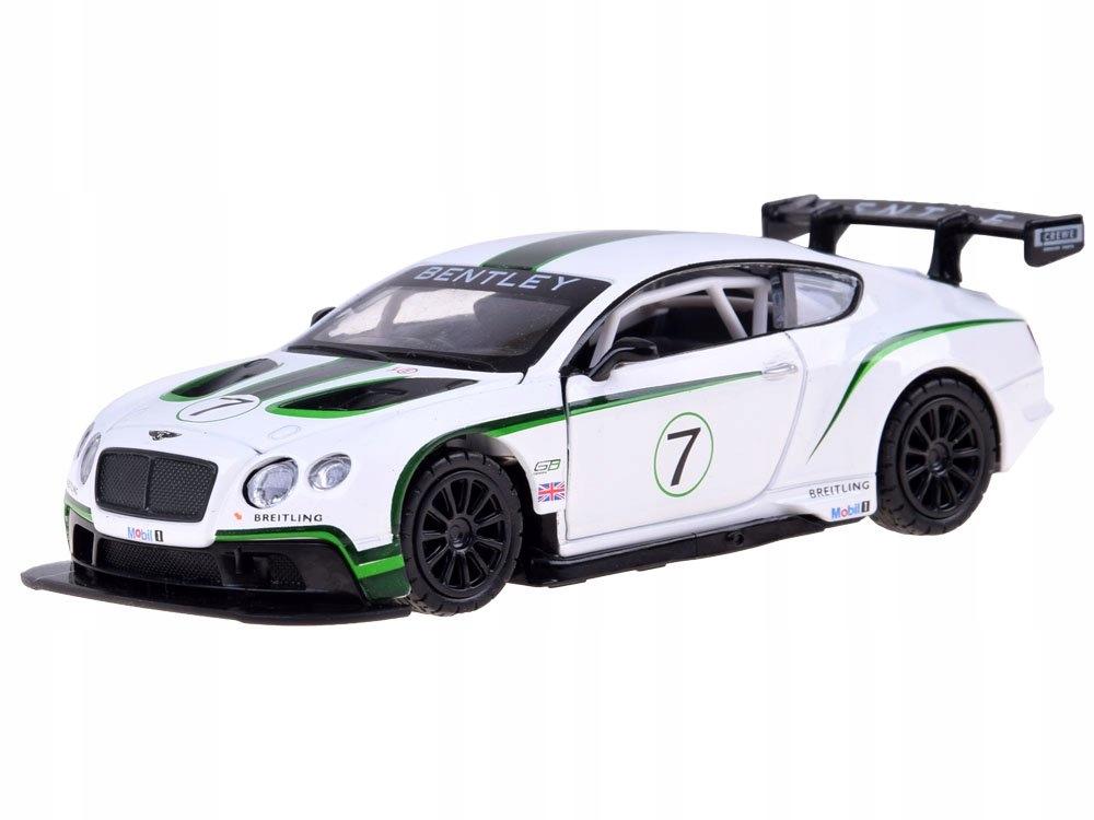 Sportowe auto Bentley 1:32 światło dźwięk ZA3142 Kod producenta ZA3142
