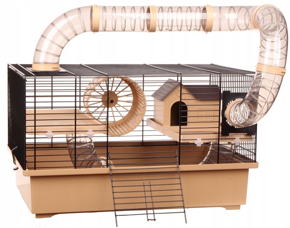 КЛЕТКА для Hamster Graubunden Mouse туннель LUNAPARK