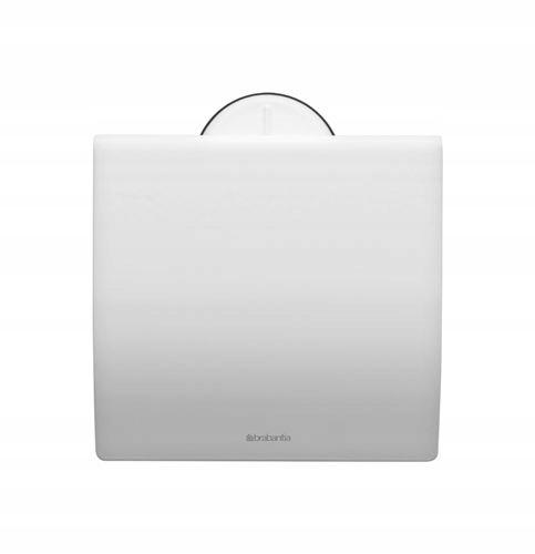 BRABANTIA Profily na toaletný papier biele