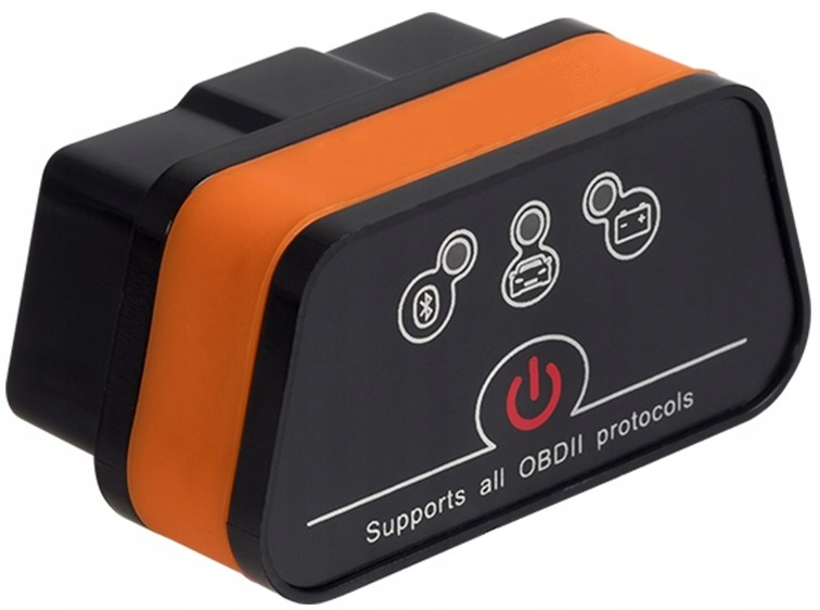 Interfejs ELM327 iCar2 OBD2 Bluetooth POLSKI