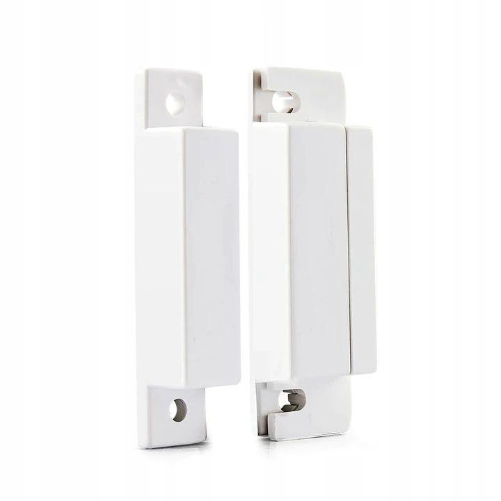 PRZEWODOWY ALARM LCD GSM APP SYRENY POLSKI 2 PIR Skład zestawu centrala alarmowa czujka ruchu manipulator czujka magnetyczna zewnętrzny sygnalizator akustyczno-optyczny inny