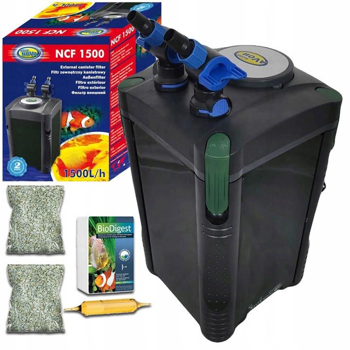 Фильтр AN NCF 1500 для аквариумов до 500 л, 1500 л ч