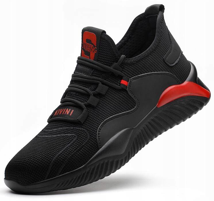 Рабочие ботинки Защитная Обувь для здоровья и безопасности Ультра Свет 43
